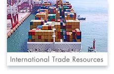 ANSI International Trade Resources